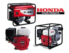 Buy Honda power equipment at teamalpine.com